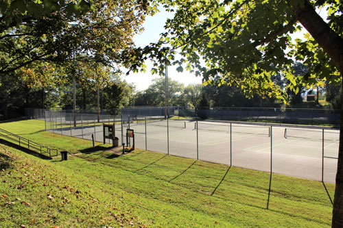 Jackson Square Tennis Courts